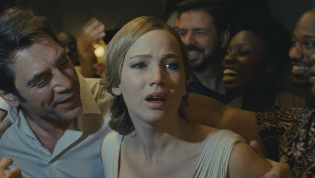 "Jennifer Lawrence Doesn't Care If You Don't Like Her New Movie, ""Mother!"""