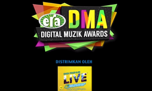 ERA DIGITAL MUSIC AWARDS 2016