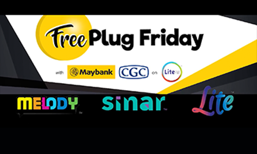 Maybank Free Plug Friday