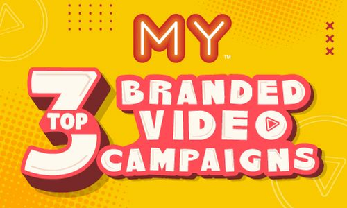 MY's Top 3 Branded Video Campaigns