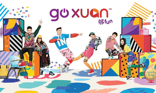 GOXUAN Launch Party