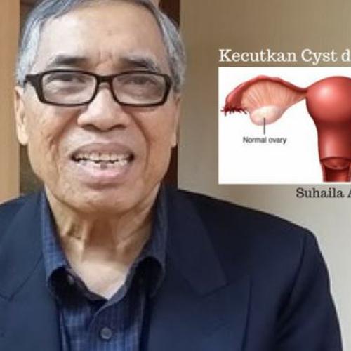 20 makanan bantu kecutkan cyst dan fibroit yang dikongsi oleh dr hamid arshad