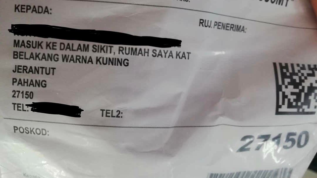 Netizens Are Cracking Up Over This Hilarious Delivery Address!