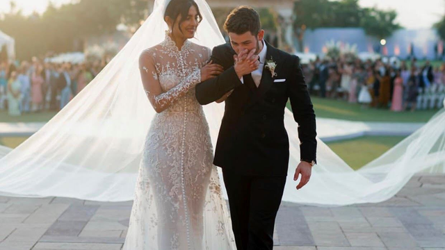 Nick Jonas And Priyanka Chopra's Official Wedding Pictures Are Just As Beautiful As You'd Imagine It