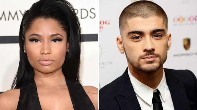 Zayn Malik And Nicki Minaj's Collaboration Is Everything We Didn't Know We Needed!