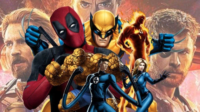 Disney Confirms That 'Deadpool', 'X-Men' And 'Fantastic Four' Are Now Under The Control Of Marvel Studios