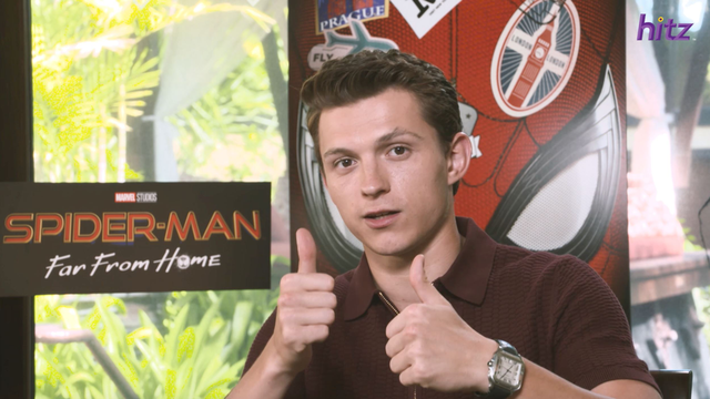 HITZ All Access Tom Holland