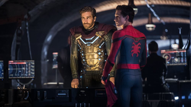 New 'Spider-Man: Far From Home' Footage Shows More Mysterio And New Tech!