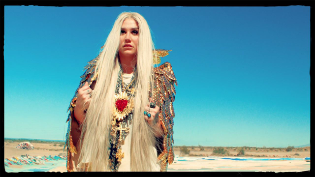 Kesha Is Back With A Powerful New Song