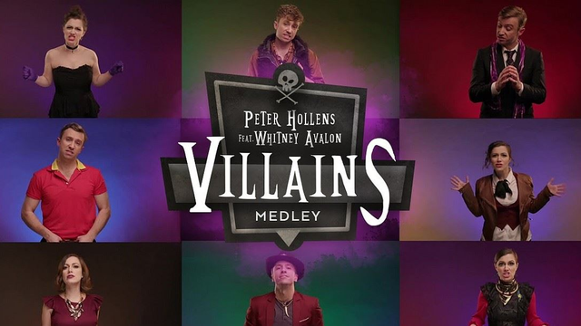 Disney Villain's Medley Is The Best Song Yet!