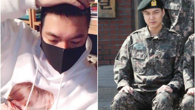 Lee Min Ho Looks So Different Since He's Been In Military Training!