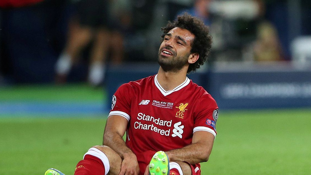 Mo Salah Confident He'll Make The World Cup Despite Shoulder Injury