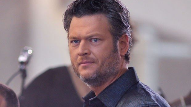 Blake Shelton Is 2017's Sexiest Man Alive
