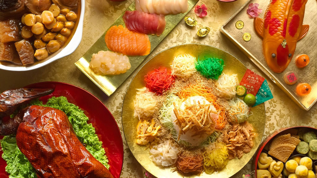 Here Are 5 Ways You Can Stick To Your Diet This Chinese New Year