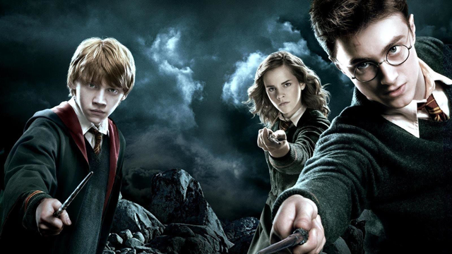 J.K. Rowling Revealed That There's Actually TWO Harry Potters