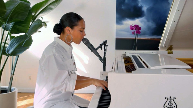 Alicia Keys Expresses Her Gratitude To The Unsung Heroes Through Her Latest Song