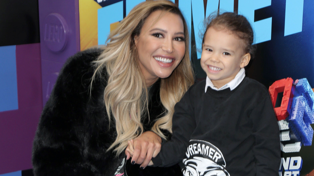 Naya Rivera's Son Will Be Getting A College Fund From The Glee Team