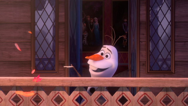 Olaf's Letter To His Unnamed Friend Hits Us Right In The Feels
