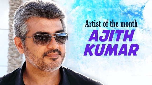 This Is The Month Of The Charming Ajith Kumar