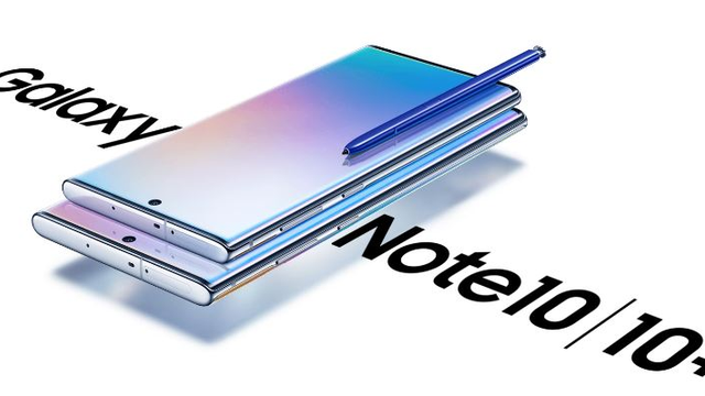 What's The Difference Between Samsung's Galaxy Note 10 and the Galaxy Note 10+?