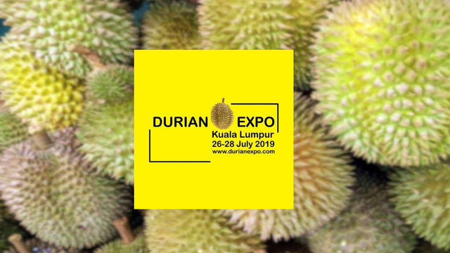 Durian Lovers, You Won't Want to Miss The First Ever Durian Expo in Kuala Lumpur!