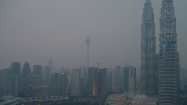 Malaysia Might Be Hit With Haze Soon Because of Indonesian Forest Fires