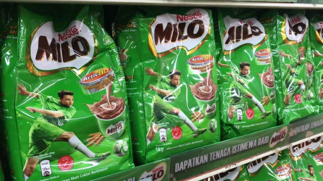 A Teacher Changed Her Student's Life with Two Spoons of Milo