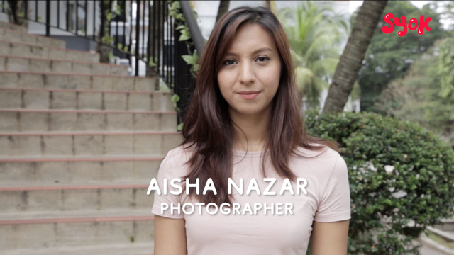 Full Time Artist | Aisha Nazar (Photographer)