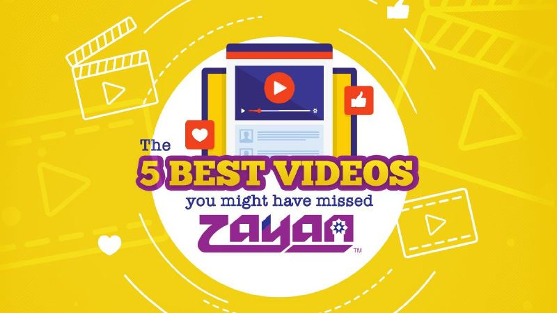 The Best 5 Zayan Videos That You Might Have Missed