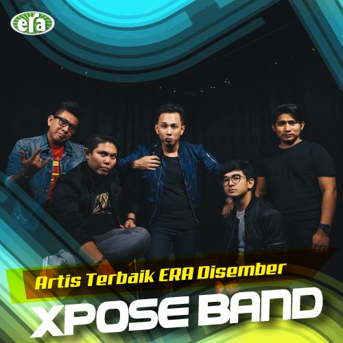 xpose band, artis terbaik era december 2017