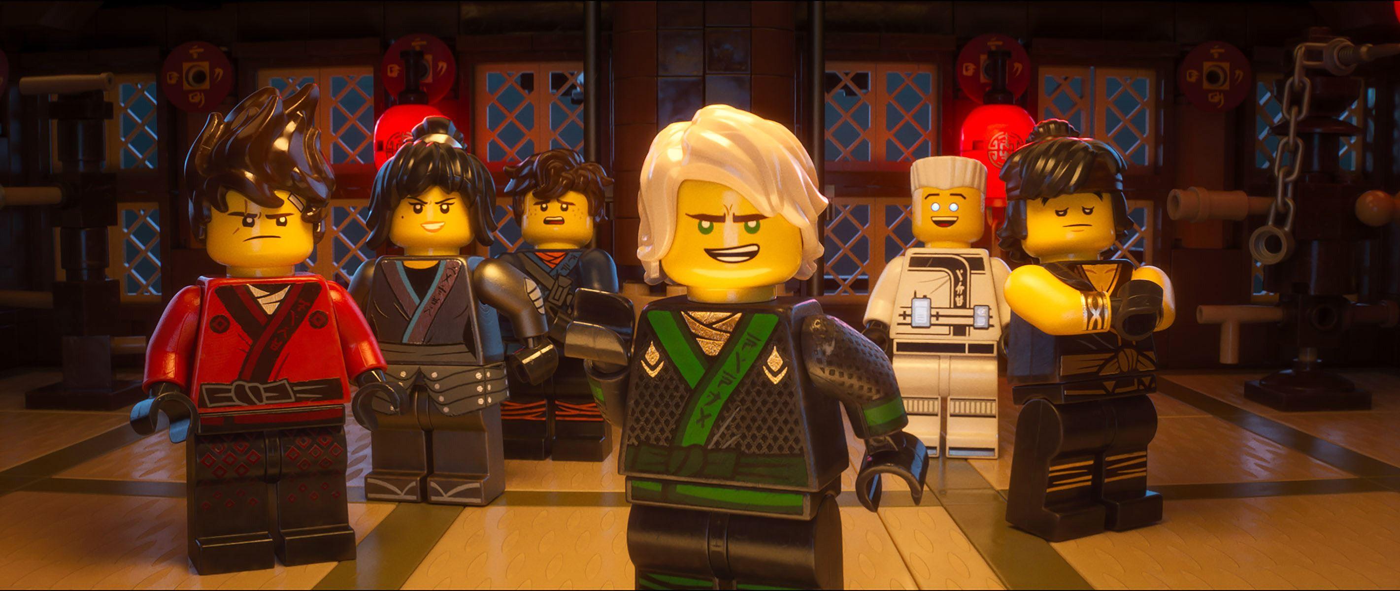 panggung era lego ninjago