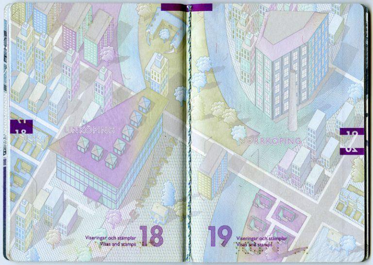 6 passport negara yang sangat cantik termasuk passport baru malaysia
