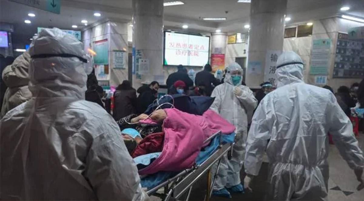 362 kematian setakat ini, china terus bakar mayat yang meninggal akibat wabak coronavirus