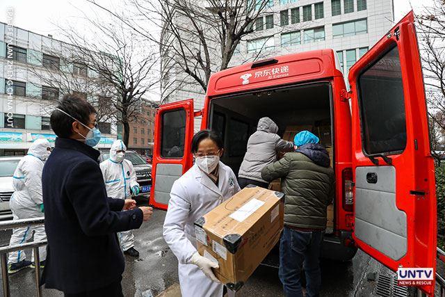virus korona tak boleh merebak melalui penghantaran barang, ''ia hidup 24 jam luar badan manusia''