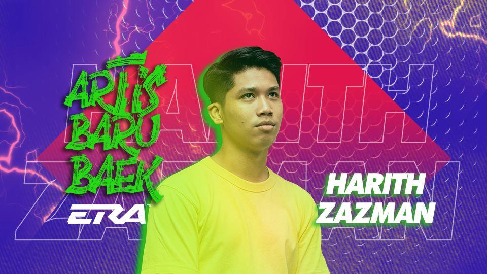 artis baru baek era oktober 2020- harith zazman