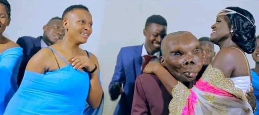 digelar lelaki terjelik uganda, baguma kini kahwin kali ketiga
