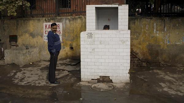 kanak-kanak report polis sebab bapa gagal bina tandas untuknya