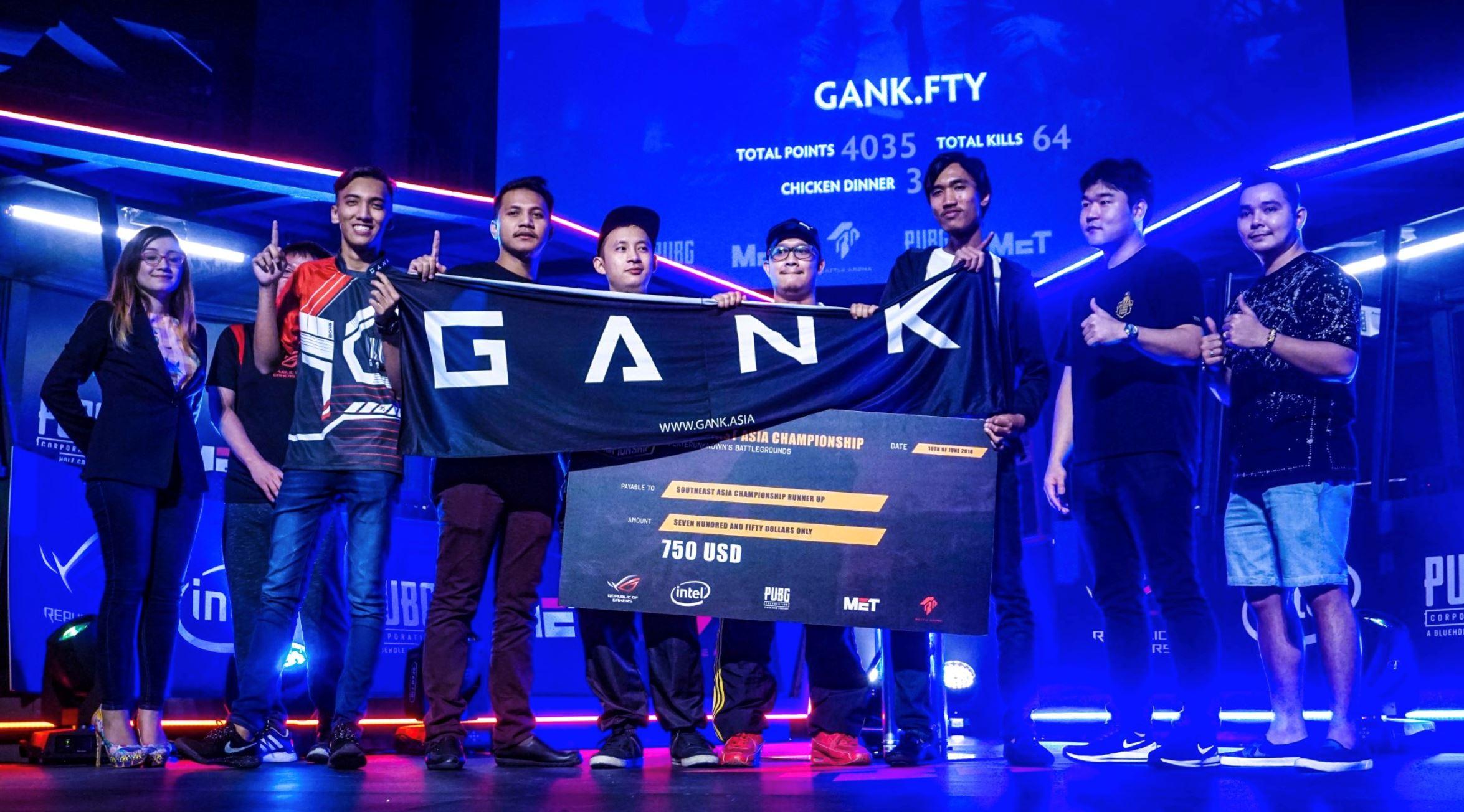 lepas main pubg baru tahu satu kampung, team dari malaysia rebut slot dunia