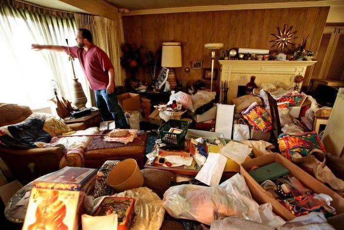 sayang nak buang barang tanda hidap sakit mental 'hoarding disorder'