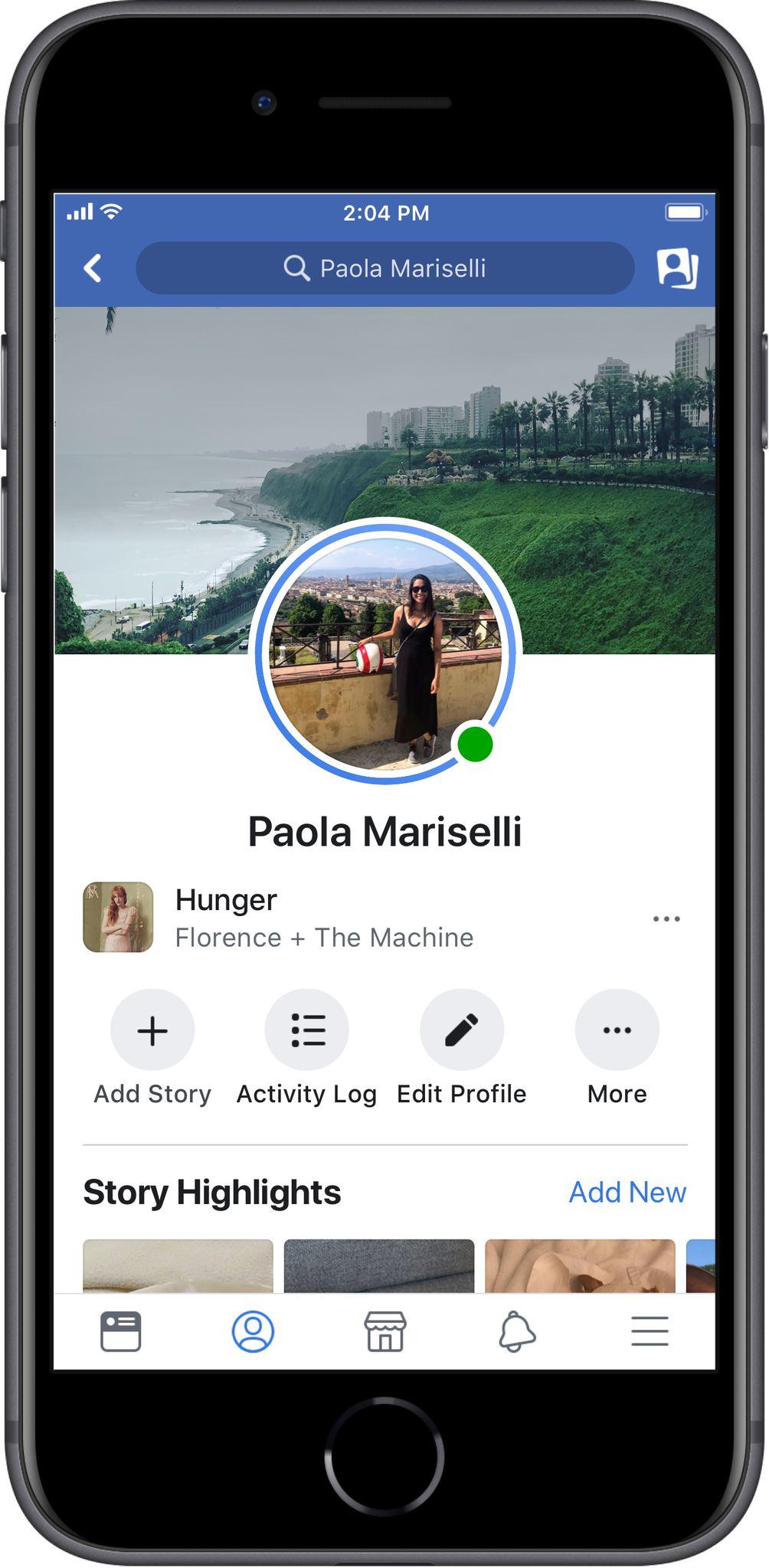 dah macam zaman myspace, facebook benarkan anda letak lagu pada profile
