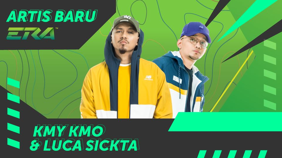 artis baru era march 2020: kmy kmo dan luca sickta