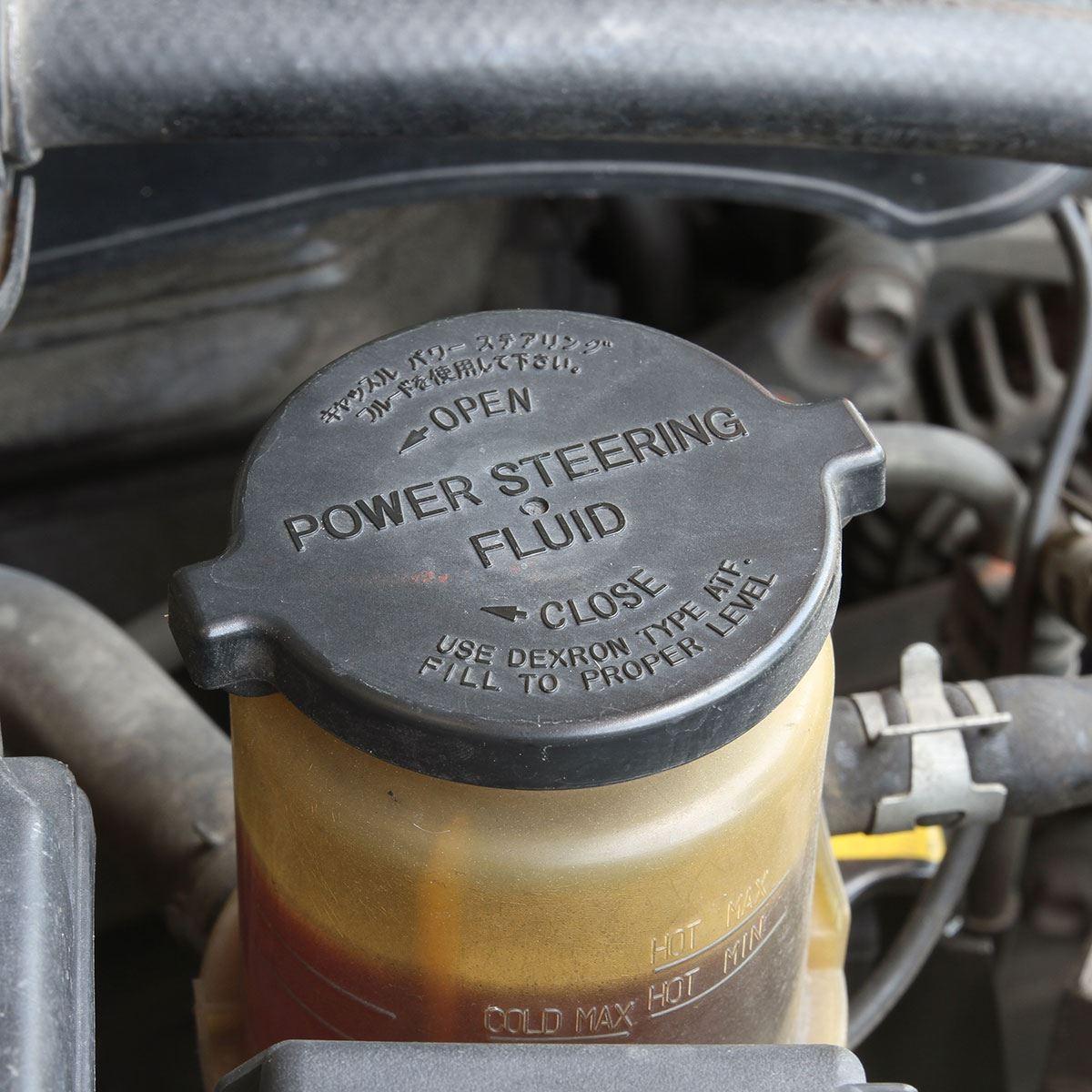 Penting Untuk Tahu Tanda Minyak Power Stereng Bocor Atau Dah Kering Era
