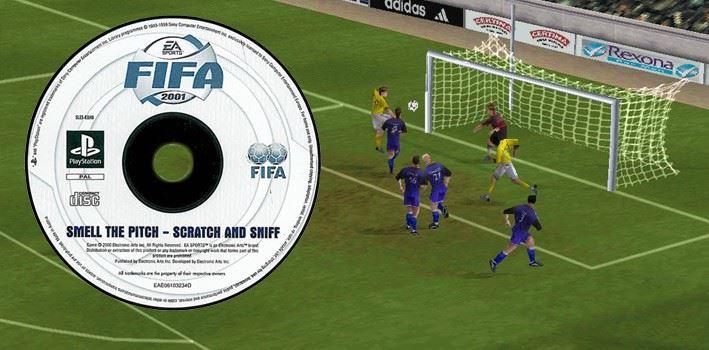 perasan tak cd fifa 2001 pada playstation one dulu ada bau padang bola?