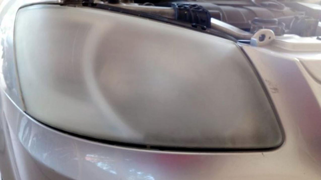 kilatkan sendiri lampu depan kereta yang kabur dengan modal bawah rm15