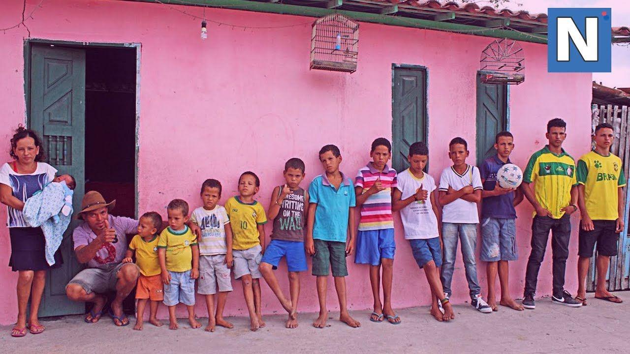 pasangan ni namakan 13 orang anaknya sempena nama pemain bola sepak