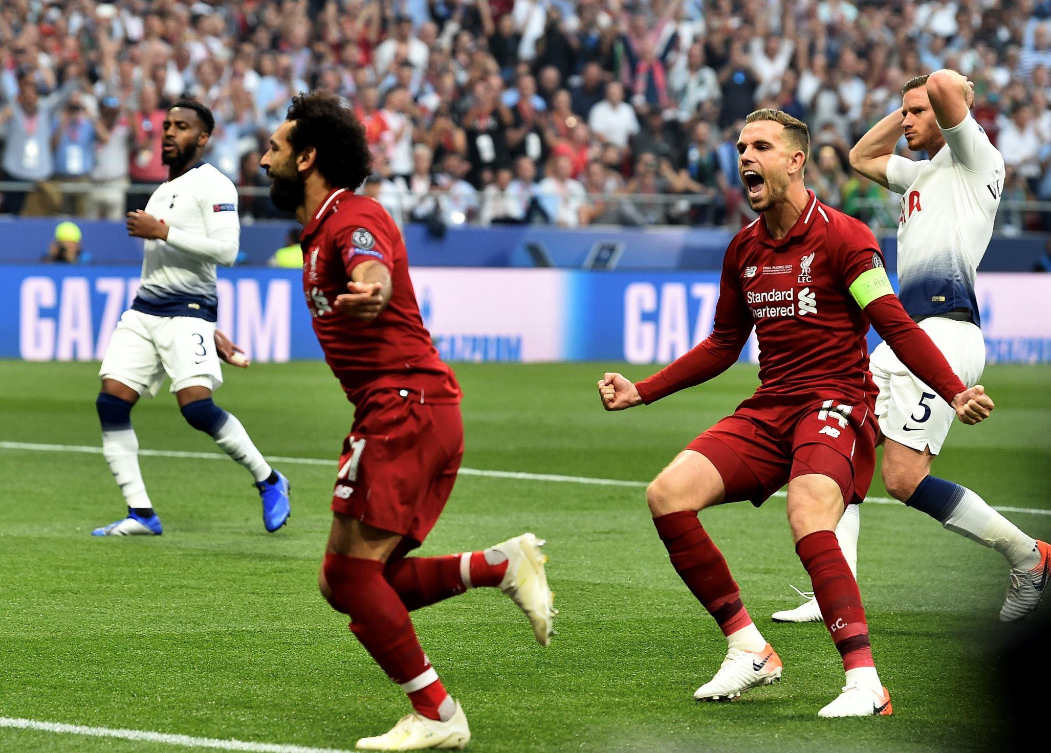 (video) liverpool juara champions league 2018/19