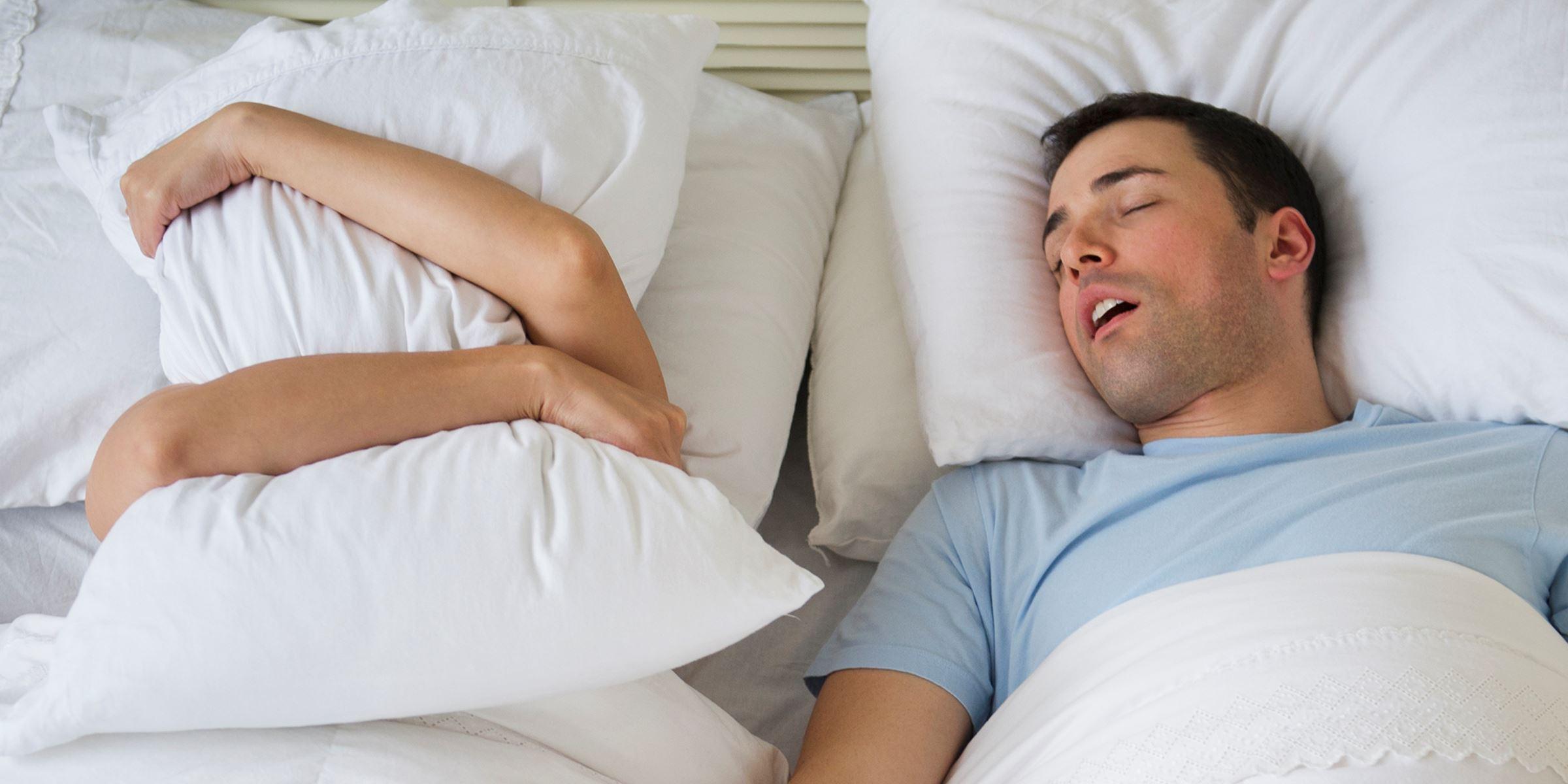 tidur berdengkur bukan kerana penat, tetapi ia tanda penyakit