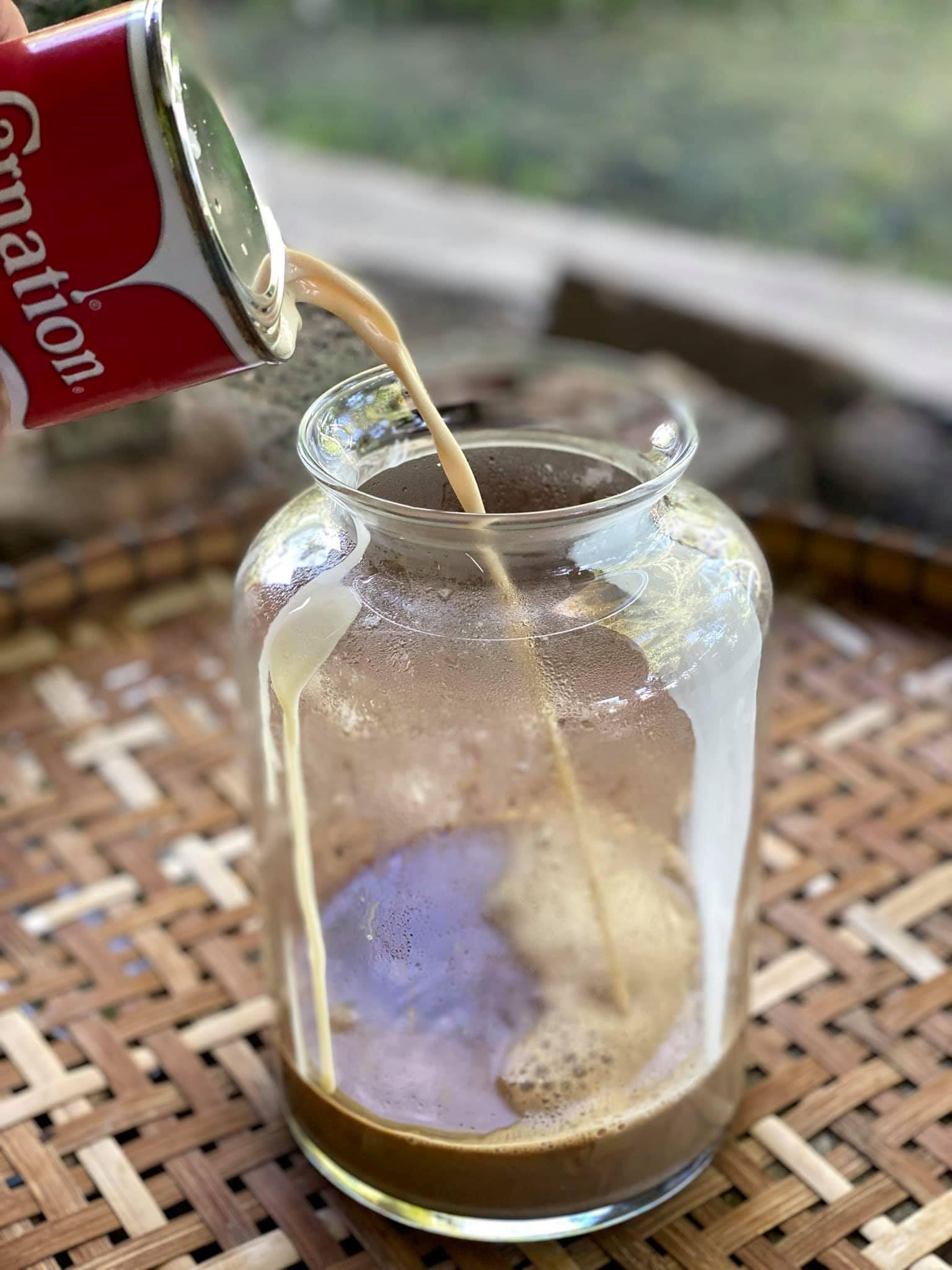 sekali minum memang akan nak lagi! cara buat kopi ais paling kaw!