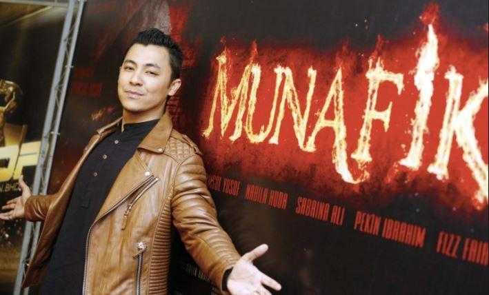 filem munafik ke peringkat antarabangsa , syamsul yusof menang pengarah terbaik festival filem asia pacific ke-57