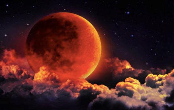 gerhana bulan penuh 31 januari ini